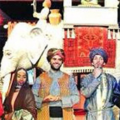 Kuwait Royal Opening for 1001 Inventions