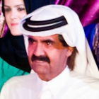 Emir of Qatar visits 1001 Inventions show in Doha