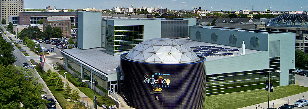 Michigan Science Center to Host 1001 Inventions