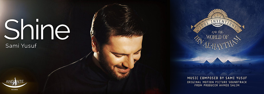 Sami Yusuf releases music score for 1001 Inventions film