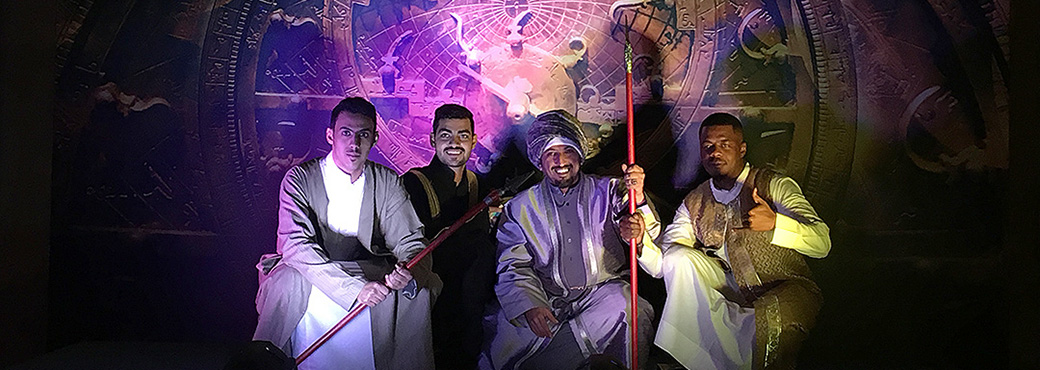 Ibn Al-Haytham Celebrated in Ar-Rass in KSA