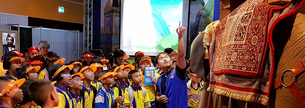Thailand Science Festival launches 1001 Inventions